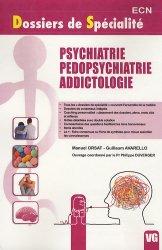 Souvent acheté avec Conférences de consensus et recommandations 2009 - 2010, le Psychiatrie - Pédopsychiatrie - Addiction