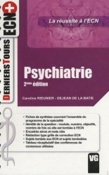 Souvent acheté avec Psychiatrie - Pédopsychiatrie, le Psychiatrie