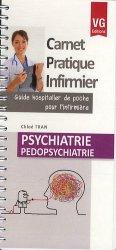 Souvent acheté avec Processus psycho-pathologiques, le Psychiatrie - Pédopsychiatrie