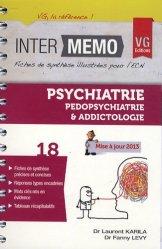 Souvent acheté avec Cancerologie Oncologie, le Psychiatrie Pédopsychiatrie et Addictologie