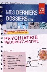 Souvent acheté avec Orthopédie - Traumatologie, le Psychiatrie Pédopsychiatrie https://fr.calameo.com/read/004967773b9b649212fd0