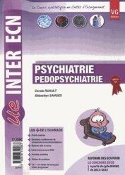 Dernières parutions dans UE Inter ECN, Psychiatrie Pédopsychiatrie