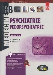 Souvent acheté avec Handicap - Incapacité - Dépendance - Module 4, le Psychiatrie - Pédopsychiatrie