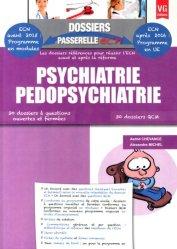 Souvent acheté avec Thérapeutique - Prescription médicamenteuse, le Psychiatrie Pédopsychiatrie