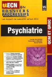 Dernières parutions dans UECN en dossiers progressifs, Psychiatrie