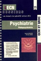 Souvent acheté avec Santé publique, le Psychiatrie Pédopsychiatrie