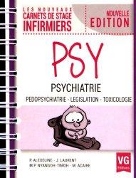 Souvent acheté avec Processus psychopathologiques, le Psychiatrie - Pédo-psychiatrie - Législation et Toxicologie