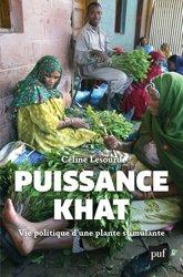 Dernières parutions sur Psychotropes, Puissance khat