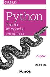 Dernières parutions sur Techniques de programmation, Python précis et concis