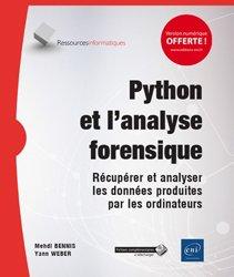 Dernières parutions dans Ressources informatiques, Python et l'analyse forensique