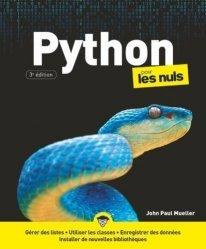 Dernières parutions dans Pour les nuls, Python pour les nuls