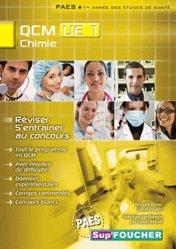 Souvent acheté avec Biostatistique QCM UE4, le QCM UE1 Chimie