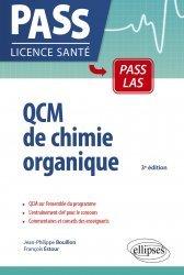 QCM de chimie organique UE1-UE spé pharma