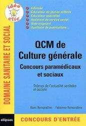 Dernières parutions sur Culture générale, QCM de culture générale