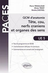 Souvent acheté avec UE 3 Vol 1 - Physique - Biophysique, le QCM d'anatomie