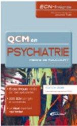 Dernières parutions dans ECN-intégrale, QCM en psychiatrie