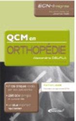 Souvent acheté avec QCM en Gériatrie, le QCM en orthopédie