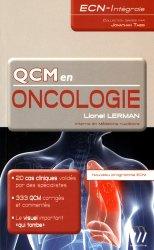 Dernières parutions dans ECN-intégrale, QCM en Oncologie