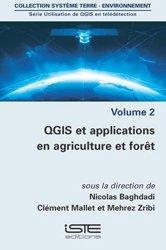Dernières parutions dans Système Terre - Environnement, QGIS et applications en agriculture et forêt