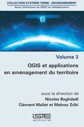 Dernières parutions sur Aménagement du territoire, QGIS et applications en aménagement du territoire