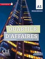 Dernières parutions sur Français spécialisé, Quartier d'affaires A1