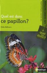 Souvent acheté avec Le guide des champignons France et Europe, le Quel est donc ce papillon ?