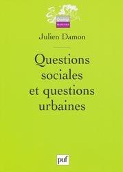 Dernières parutions sur Logement, Questions sociales et questions urbaines