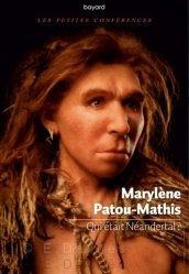 Souvent acheté avec Physique - 1350 cm3 d'exercices corrigés pour la Licence 1, le Qui était Néandertal ?