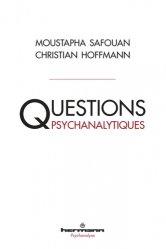 Dernières parutions dans Psychanalyse, Questions psychanalytiques