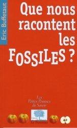 Souvent acheté avec Johann Jakob Scheuchzer, le Que nous racontent les fossiles ?