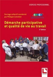Dernières parutions sur Cadre de santé, Démarche participative et qualité de vie au travail