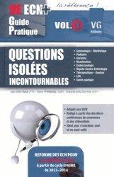 Souvent acheté avec Les incontournables transversaux, le Questions isolées incontournables volume 3