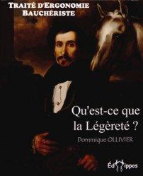 Souvent acheté avec Paroles du maître Nuno Oliviera, le Qu'est-ce que la Légèreté ?