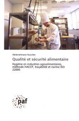 Dernières parutions sur Sciences de la Vie, Qualité et sécurité alimentaire