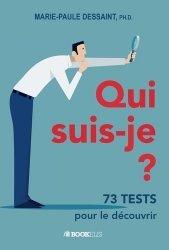 Dernières parutions sur Tests psychotechniques, Qui suis-je ?