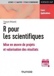 Dernières parutions dans Sciences Sup, R pour les scientifiques
