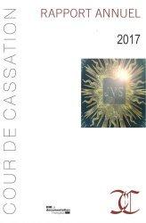 Dernières parutions sur Droit privé, Rapport annuel 2017
