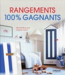 Dernières parutions sur Rangements - Bibliothèques, Rangements 100% gagnants