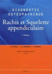Souvent acheté avec Le traumatisme de la gestation et de la naissance et leur approche ostéopathique, le Rachis et squelette appendiculaire