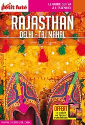 Dernières parutions sur Guides Inde, Rajasthan, Delhi, Taj Mahal