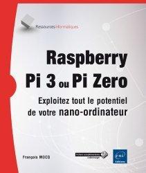 Dernières parutions sur Micro-électronique, Raspberry Pi 3 ou Pi Zero