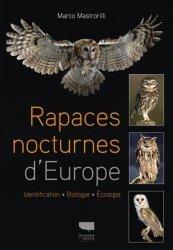 Dernières parutions sur Animaux, Rapaces nocturnes d'Europe