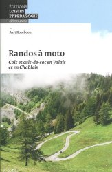 Dernières parutions sur Guides Suisse, Randos à moto