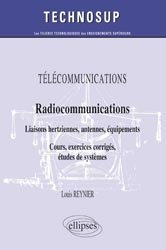 Souvent acheté avec Biochimie, le Radiocommunications