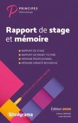 Dernières parutions sur Expression écrite, Rapport de stage et mémoire