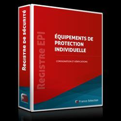 Dernières parutions sur Hygiène - Sécurité, Registre des équipements de protection individuelles