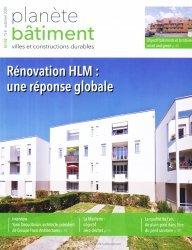 Dernières parutions sur Construction durable, Rénovation HLM: une réponse globale