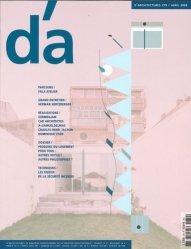 Dernières parutions sur Essais, Revue d'Architectures N° 279, février 2020