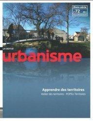 Dernières parutions sur Urbanisme, Revue Urbanisme Hors-série N° 72, juin 2020