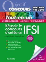 Souvent acheté avec Actualité sanitaire et sociale, le Réussir le concours d'entrée en IFSI  2013 - 2014